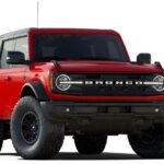 2021 Ford Bronco Upcoming Car Features