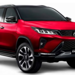 Toyota Fortuner Legender is ready To Launch In Early 2021