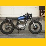 Honda CB350 Cafe Racer - New Monster of Automobile Industry