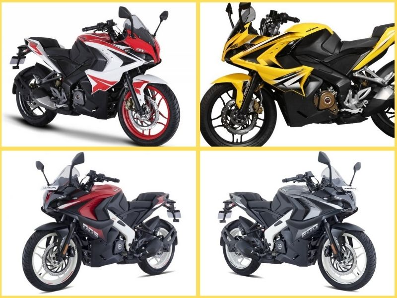 Pulsar RS 200 Price in India