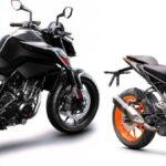 Duke 250 BS6 vs KTM Duke 490 Detailed Comparison 2021