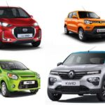 Top Four Budget-Friendly Cars Under 4 Lakhs in India 2021