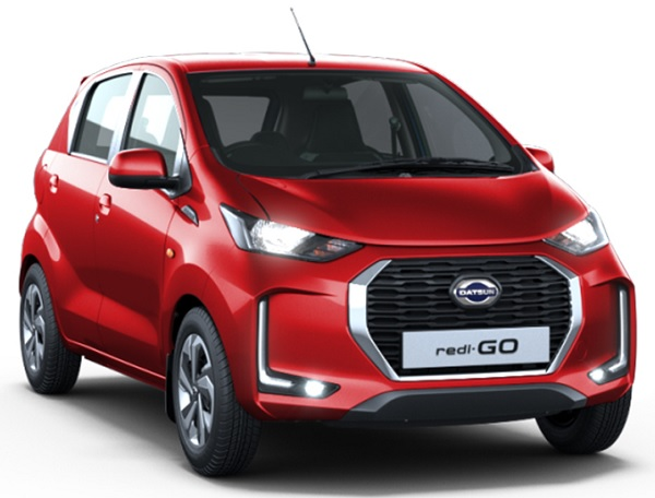 Datsun Redi-Go Budget-Friendly Cars Under 4 Lakhs in India