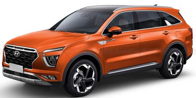 6 Upcoming Cars in India 2021 with Price, Launch & Quick Specifications - Hyundai Alcazar